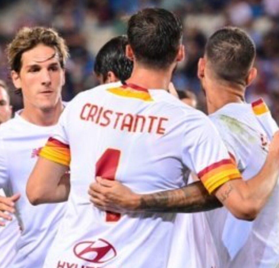 Conference League, la Roma vince in casa di Hamsik
