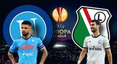 Stasera c'è Napoli-Legia Varsavia, le probabili formazioni, molti cambi per Spalletti